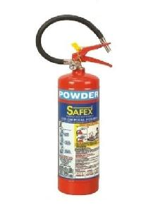Safex Abc Stored Pressure Type Fire Extinguisher 4 Kgs