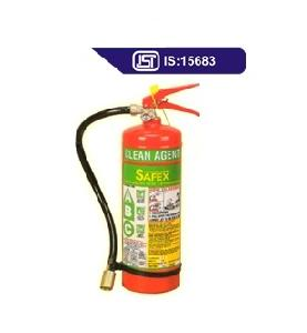 Safex Clean Agent Fe36 Fire Extinguisher With Hfc Based Gas Only 4 Kg
