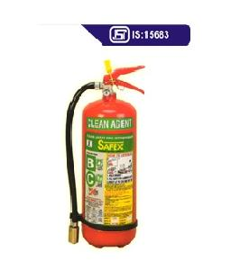 Safex Clean Agent Fe36 Fire Extinguisher With Hfc Based Gas Only 6 Kg