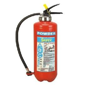 Safex Bc Squeeze Grip Cartridge Type Fire Extinguisher 4 Kgs
