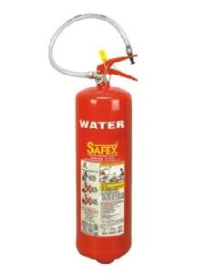 Safex Water Co2 Stored Pressure Type Fire Extinguisher 9 Litres