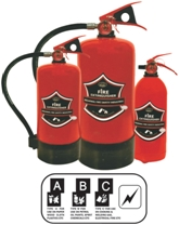 Atasi Abc Fire Extinguisher 9 Kg 50 Psi