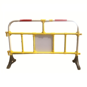 Pioneer Swift Ps 1506 (1500x1000 Mm) Plastic Road Barrier