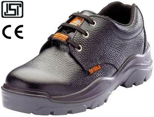 Acme Storm (Ap-22) 8.0 No. Black Steel Toe Safety Shoes