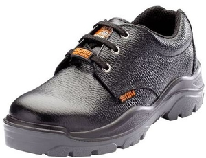 Acme Storm (Ap-22) 11 No. Black Steel Toe Safety Shoes