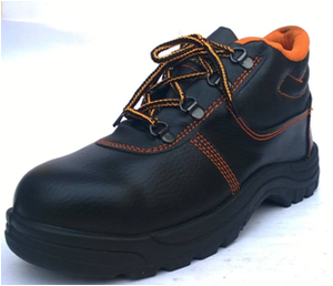 Safari Pro Rockland 11 No. Black Steel Toe Safety Shoes
