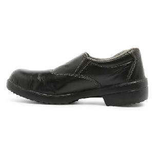 Hillson Lf2 Ladies 4 No Black Steel Toe Safety Shoes
