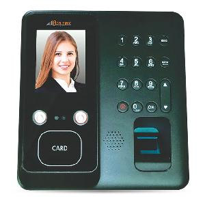 Realtime Face With Finger Attendance Biometric - Realtime T304f