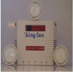 King Sun Solar Home Lighting System 5 Watt 6v Model No Ksshl-09