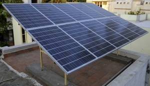 Rashmi 9kw 9kwp Spv Module On Grid Power Pack System