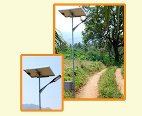 Rashmi Solar Street Light 60w White Model No Sls C-60
