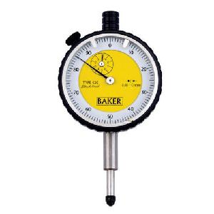 Baker 0.5 Inch Plunger Type Dial Indicator 56-K64a