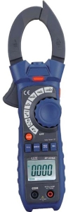 Cem Dt-3370b Digital Ac Clamp Meter True Rms 1000 A 600 V