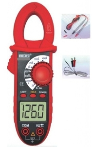 Meco-G R-2070b Digital Ac Clamp Meter 400 A 600 V