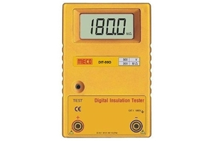 Meco Dit-99d Digital Insulation Tester (Irt Range 0-200m Ohm)