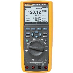 Fluke 289 True-Rms Industrial Logging Multimeter With Trendcapture 50 Mv To 1000 V