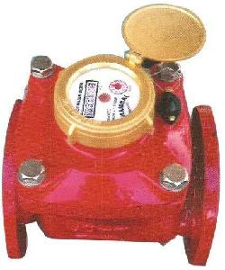 Chambal 50mm Hot Water Flow Meter Flanged End Class B