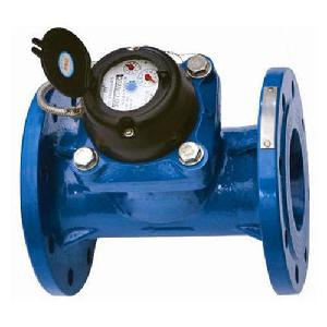 Aquamet 40mm Cold Water Flow Meter Flanged End Class B