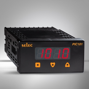 Selec Process Indicator 48*96 Pic 101?-?-230 4 Digit Supply Voltage 230vac