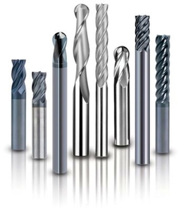Sgs Long Length Solid Carbide End Mill (Cutting Dia 3 Mm)
