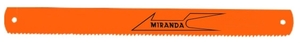 Miranda Tools Hss All Hard Power Hacksaw Blade (550 X 40 X 2.00mm Tpi 4)
