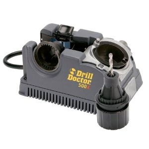 Drill Doctor 500x 220v Single Phase Drill Sharpener (118°/135° Twist Angle)