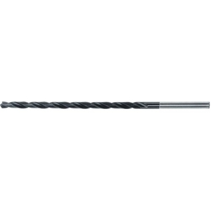 Hittco Extra Long Series Parallel Shank Drills (Size 3 Mm, Overall Length 225 Mm)