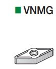 Widia Turning Inserts Vnmg12t308 Grade- Pa105