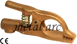Metal Arc Brass Earth Clamp Le1b2 (200 Amps)