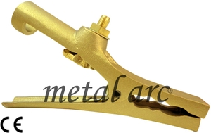 Metal Arc Brass Earth Clamp Ue3b6 (600 Amps)