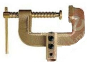 Metal Arc Brass Earth Clamp St4b4 (600 Amps)