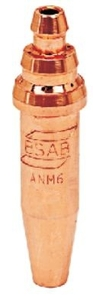 Esab Anm Nozzle For Acetylene - Size 1/8
