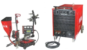 Ador Welding Maestro 800 -01(F) Diode Based Submerged Arc Welding Machine