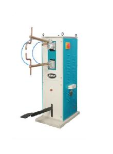 Hmp Pedestal Type Spot Welding Machine With Timer 1 And 2 Phase 10 Kwa