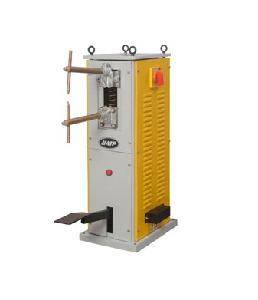 Hmp Pedestal Type Spot Welding Machine With Timer 1 And 2 Phase 6 Kwa
