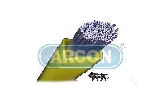 Arcon 1.6x1000mm Aluminum Tig Rod, Grade: G1b/1050, Arc-1003
